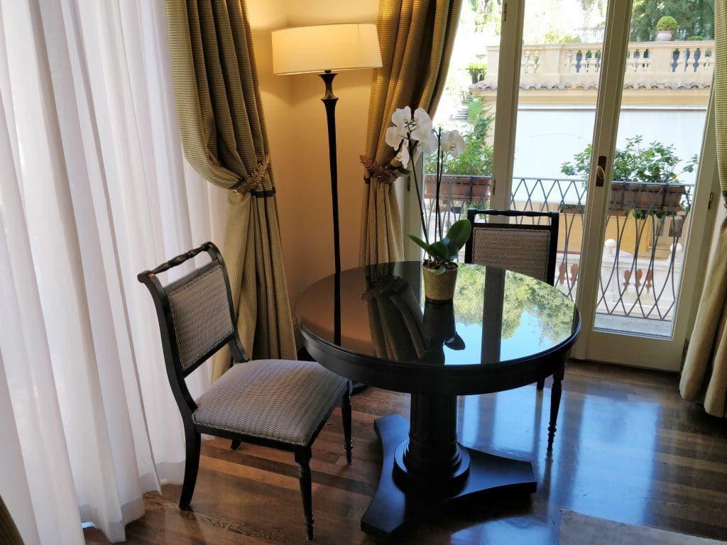 Hotel De Russie Rom Suite Wohnzimmer 9 1024x768
