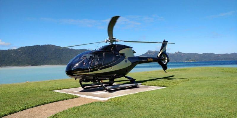 InterContinental Hayman Island Helicopter