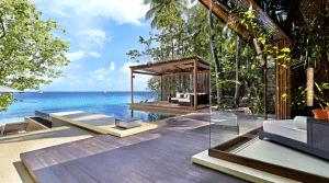 Park Hyatt Maldives Deluxe Park Pool Villa