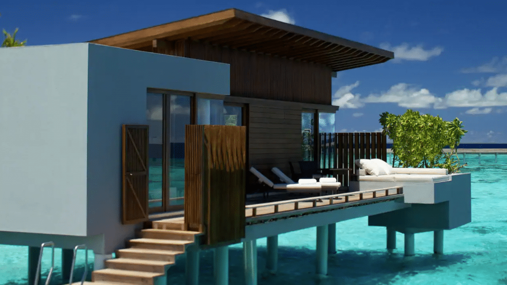 Park Hyatt Maldives Water Villa 2