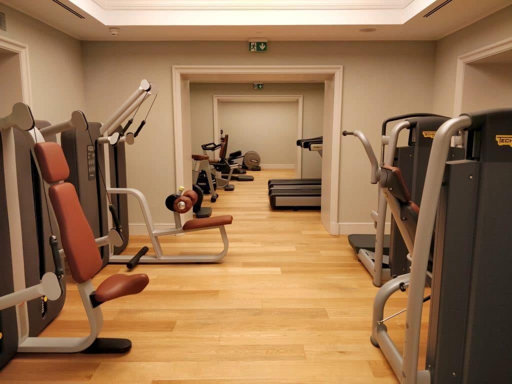 Rocco Forte Hotel Savoy Fitness 1024x768