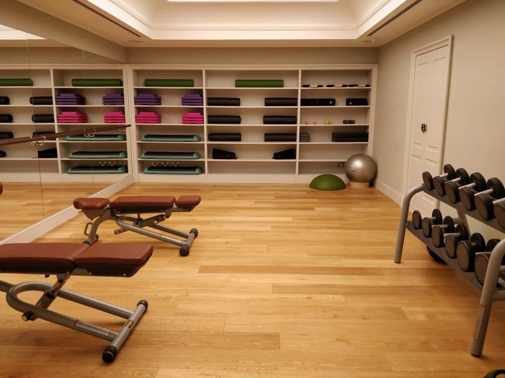 Rocco Forte Hotel Savoy Fitness 4 1024x768
