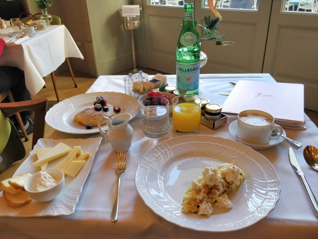 Rocco Forte Hotel Savoy Frühstück 1024x768