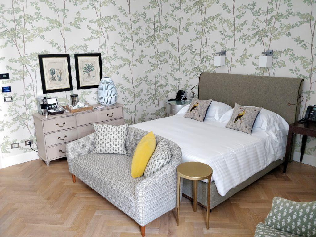 Rocco Forte Hotel Savoy Zimmer 2