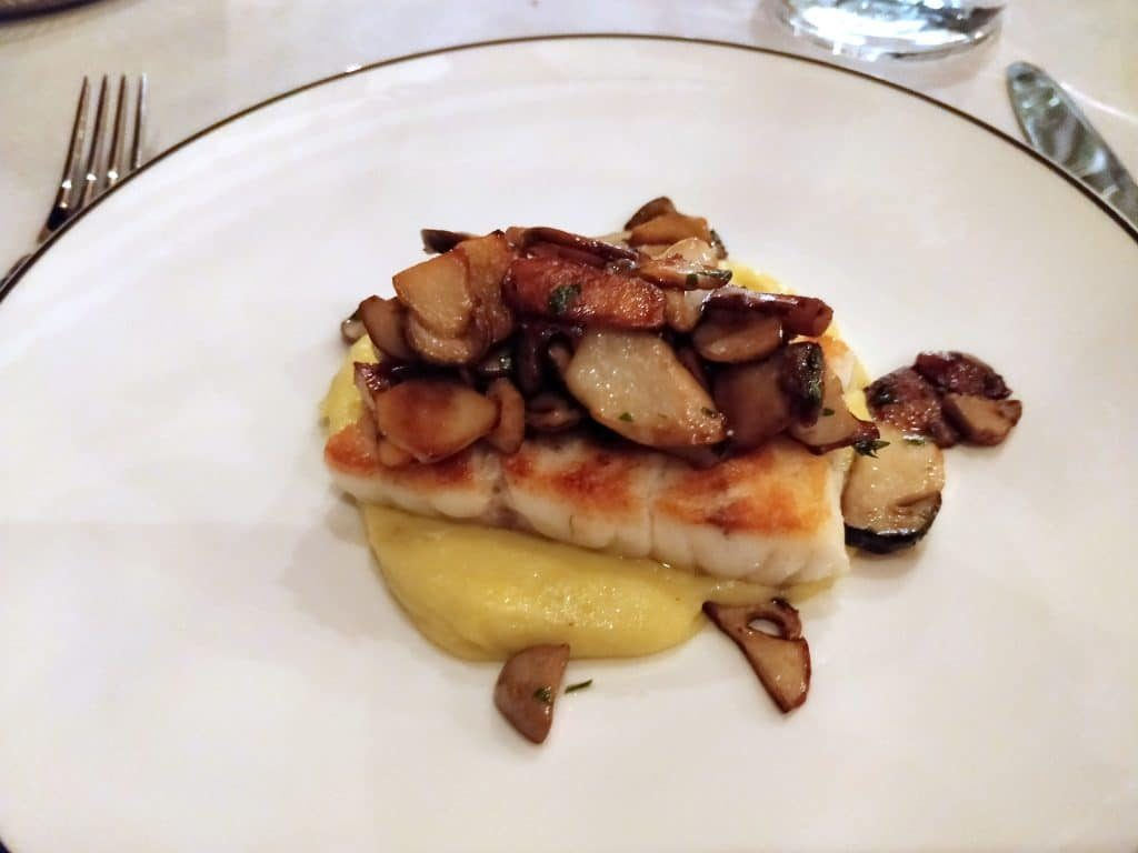 Rocco Forte Hotel De La Ville Rom Abendessen 2 1024x768