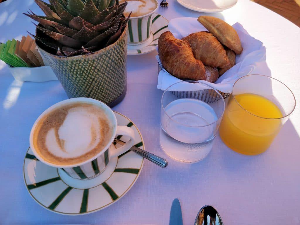 Rocco Forte Hotel De La Ville Rom Frühstück 2 1024x768