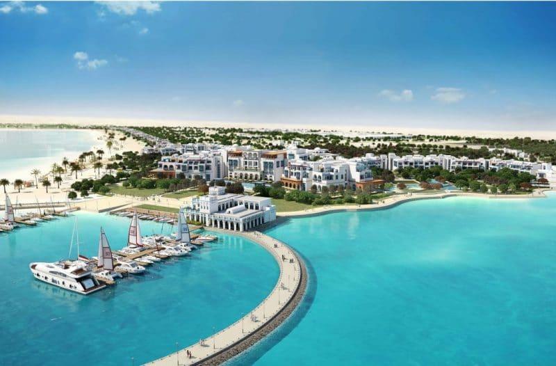 Salwa Beach Resort Overview 1080x710