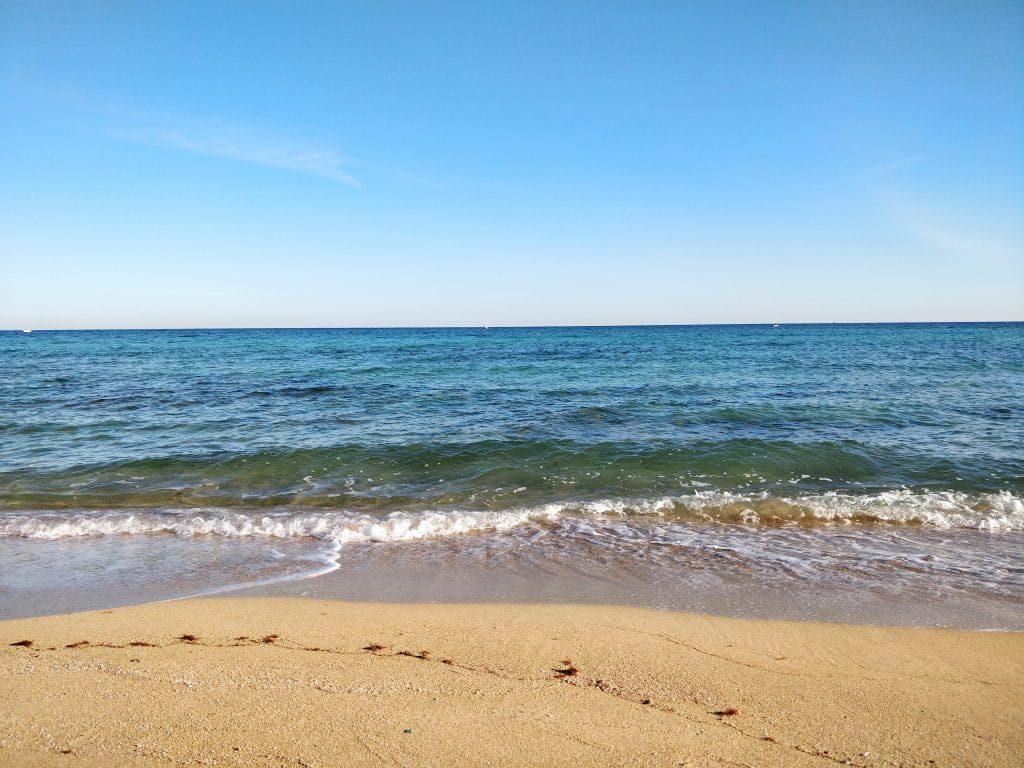 Strand Apulien Italien 1024x768