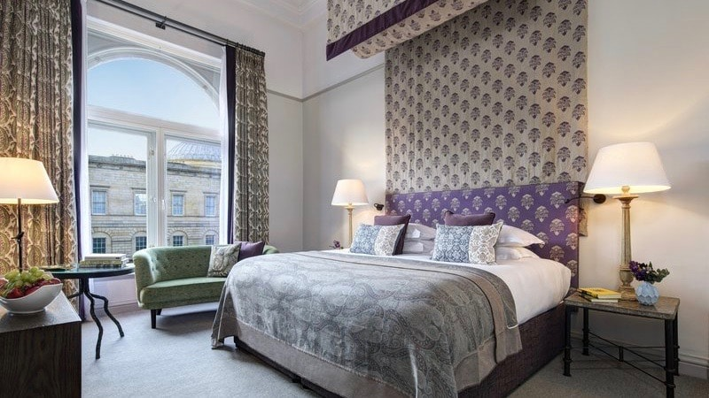 The Balmoral Glamis Suite 5 P 1