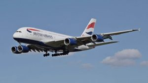 Airbus A380 British Airways 1024x574