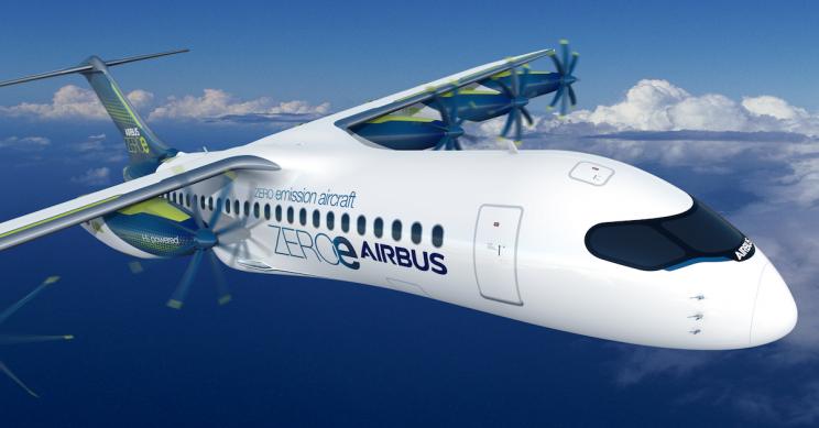 Airbus Zeroe Resize Md