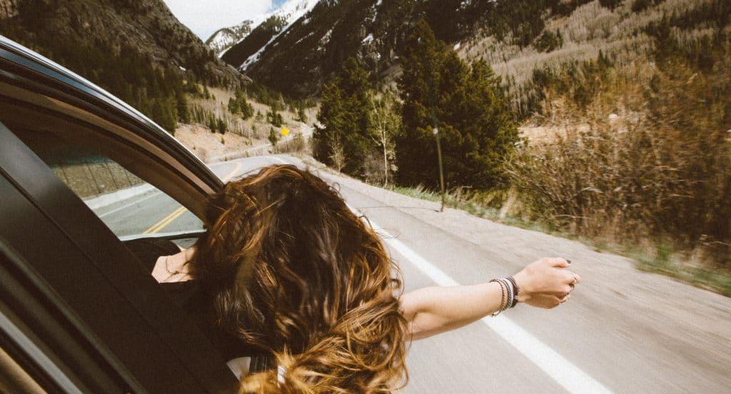 Freiheit auf Reisen
