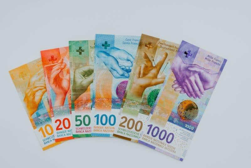 Cashback Schweizer Franken