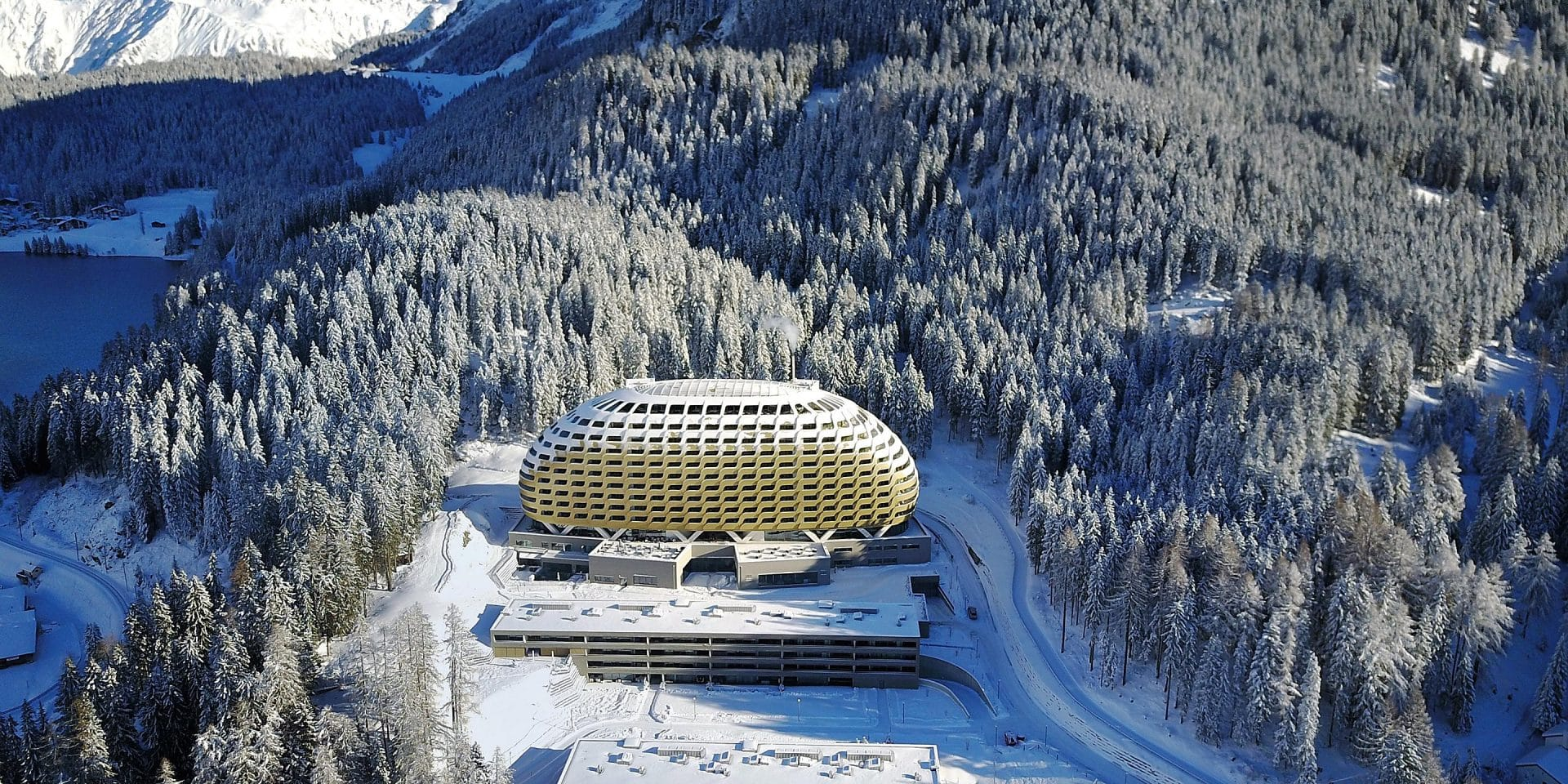 Intercontinental Davos Dorf (1)