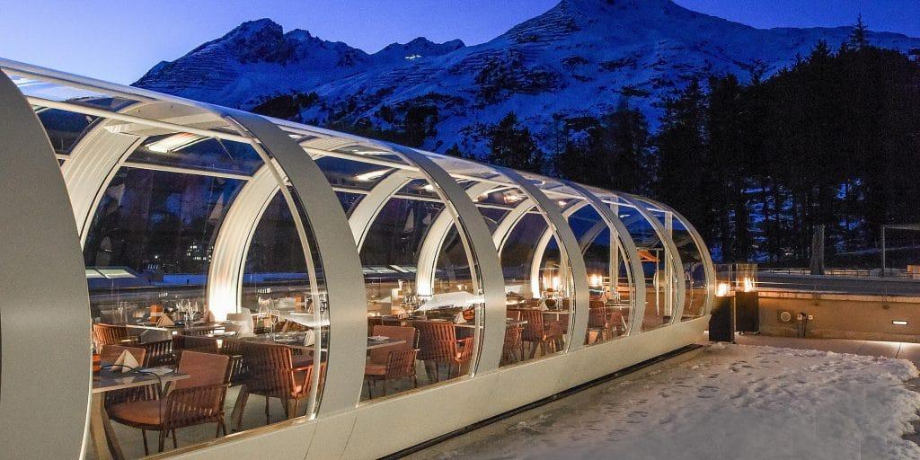 Intercontinental Davos Dorf 10