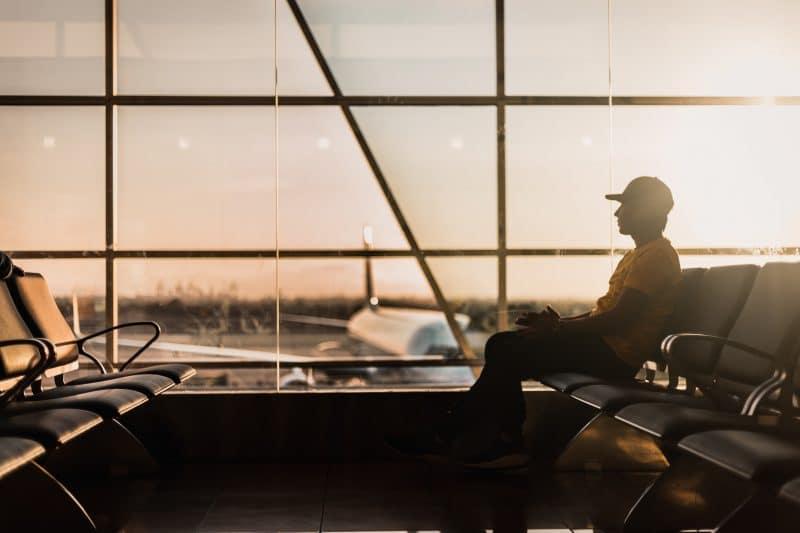 Reisen Flughafen