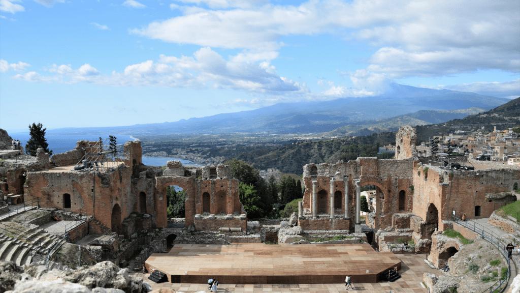 Amphietheater Greco