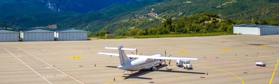 Andorra Airport 2
