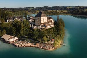 Schloss Fuschl, Salzburg, Marriott Hotel
