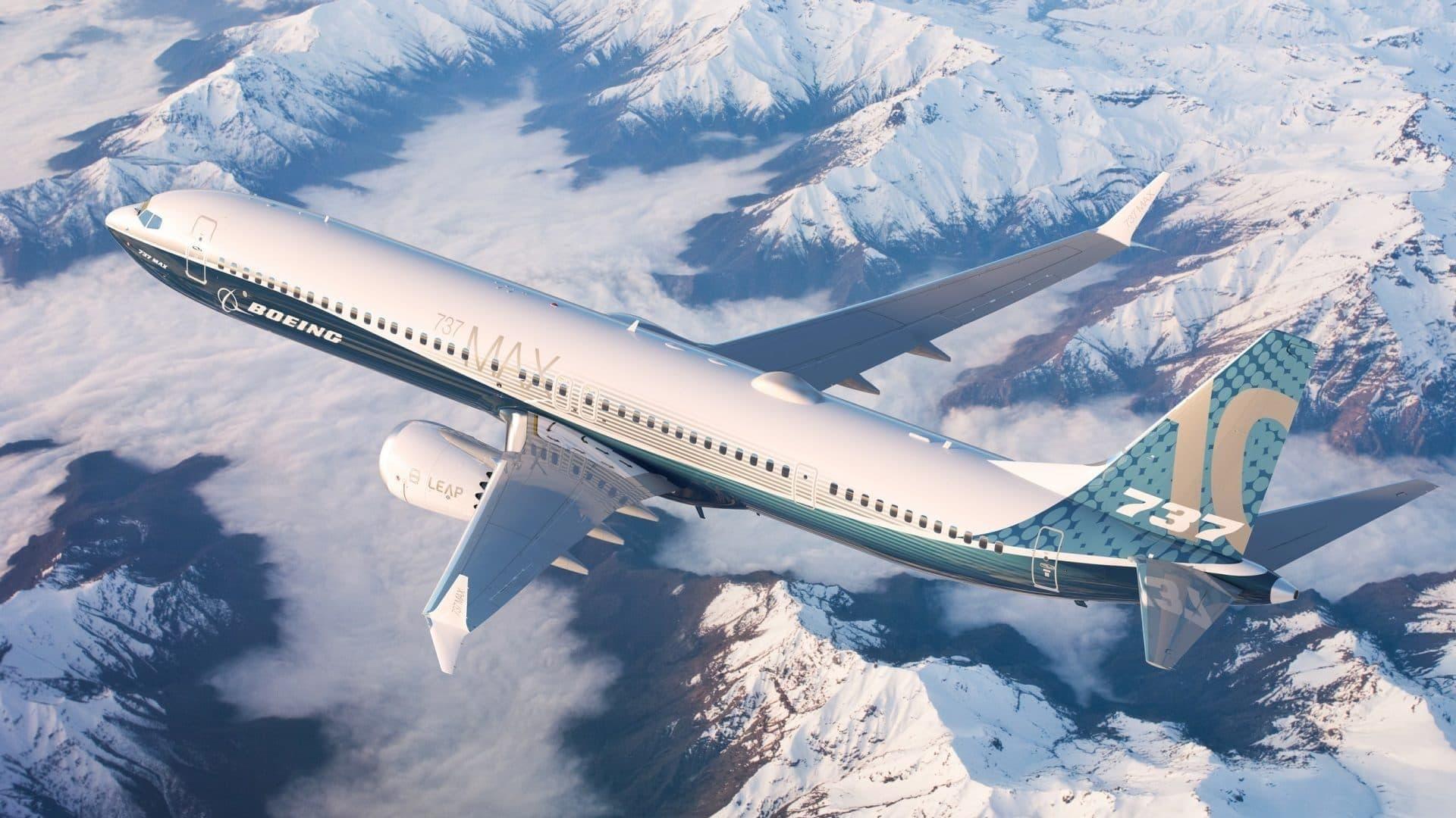 Boeing 737 MAX 10 E1607097615190