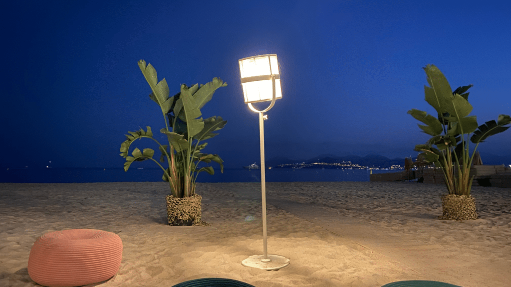 Cannes Strand Croisette