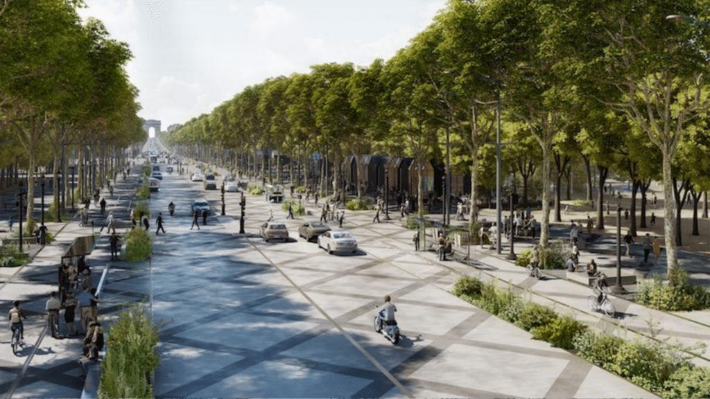 Champs Elysee Jardin 1