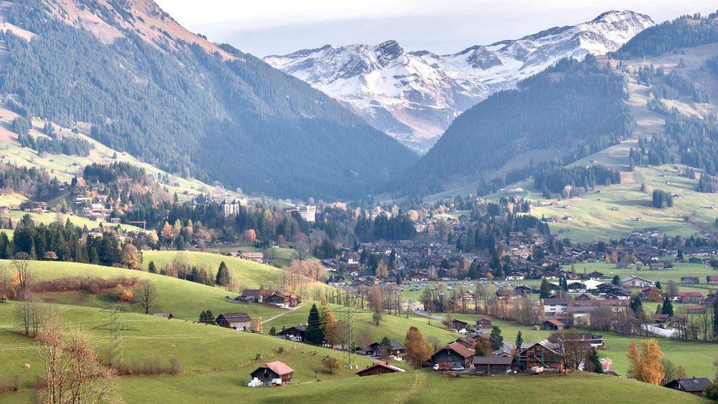 Luxushotels Gstaad