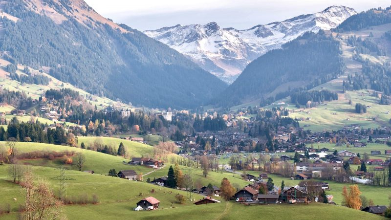 Gstaad CH 1