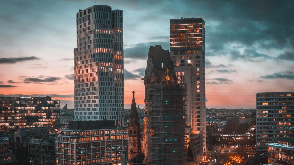 Waldorf Astoria Berlin Gedächtniskirche