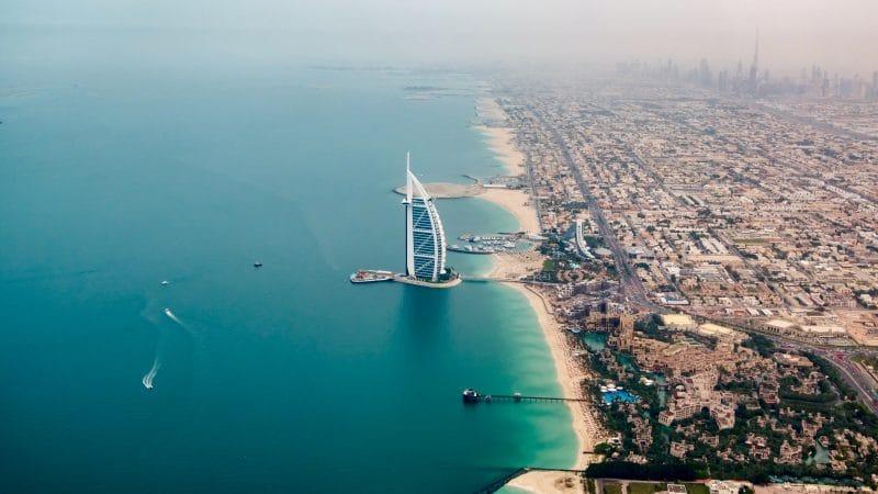 Dubai Küste