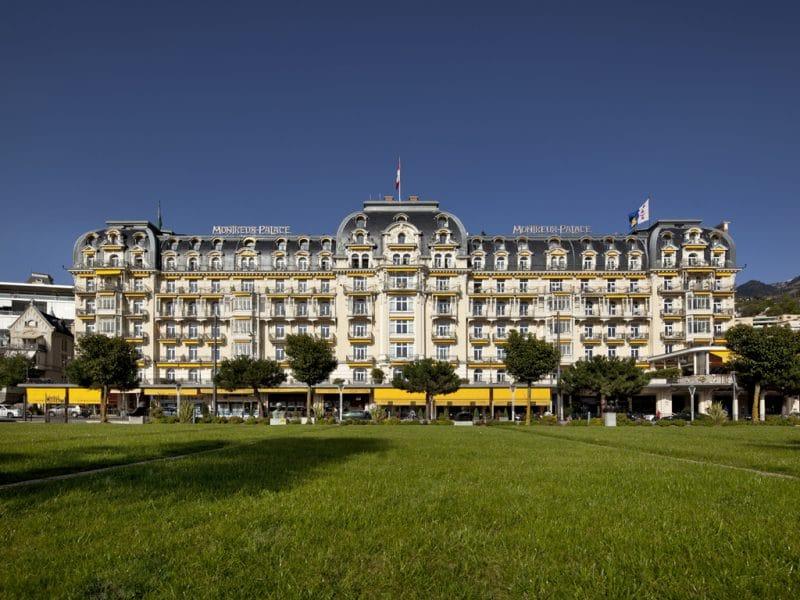 Fairmont Le Montreux Palace Accor