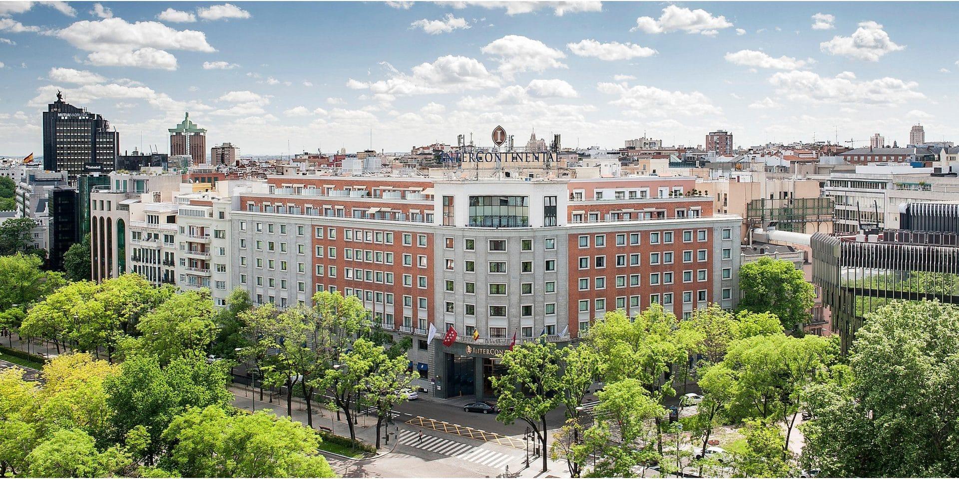 Intercontinental Madrid 4081857776 2x1