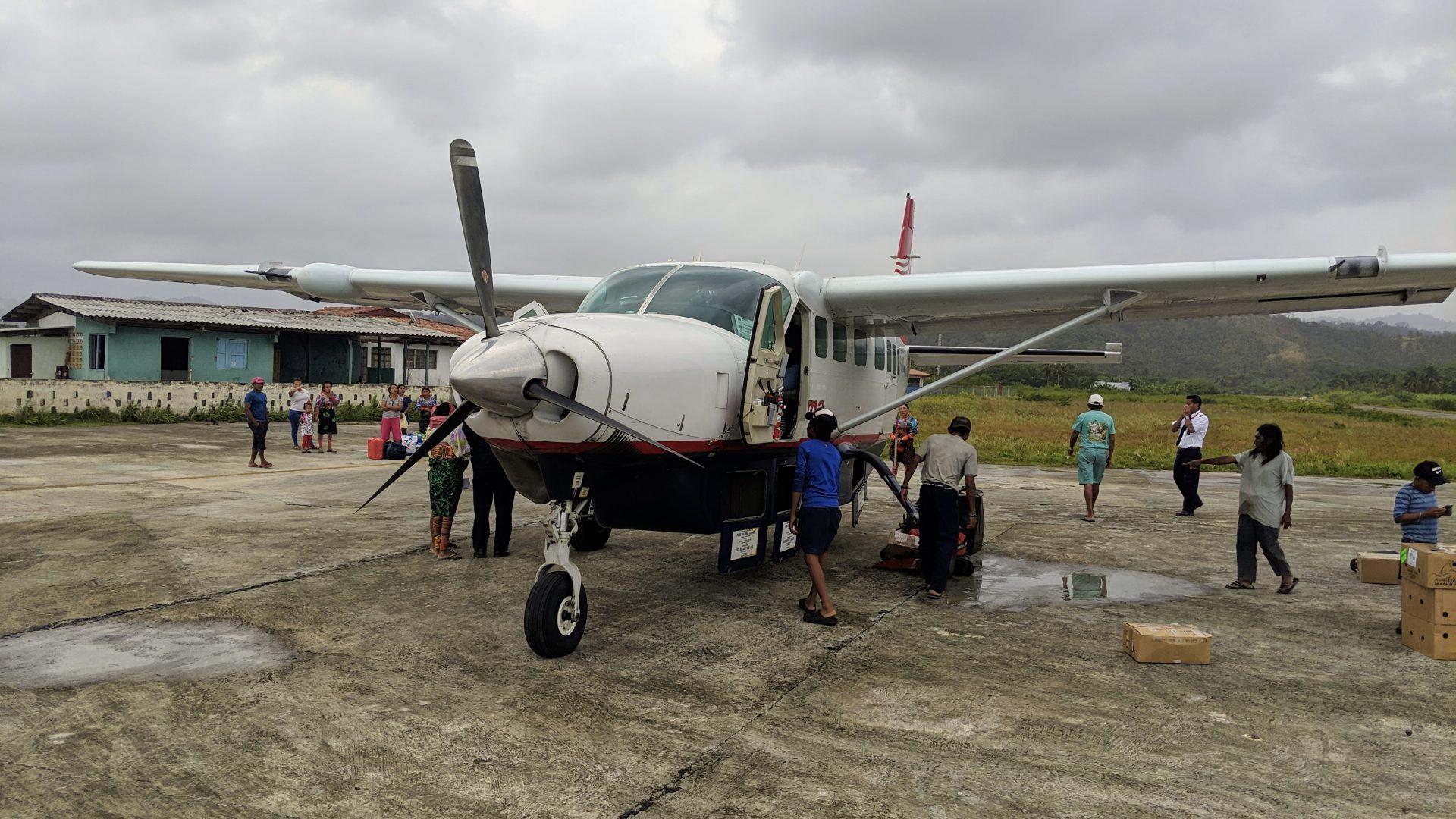 Air Panama Cessna 208B 2