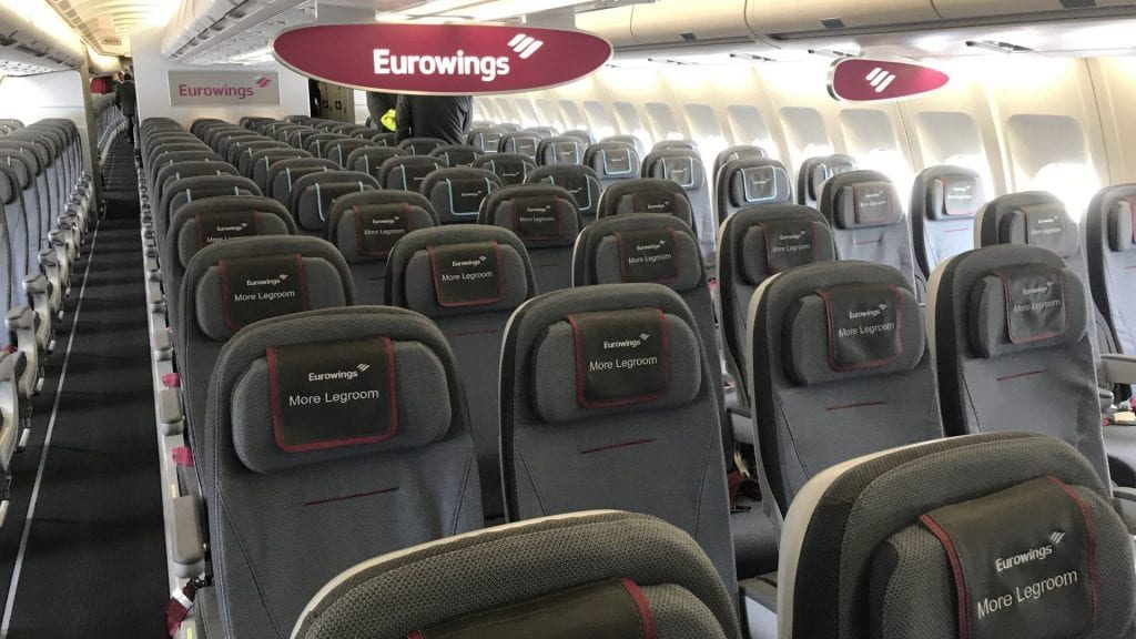 Eurowings A340 Economy Cabin 1024x576