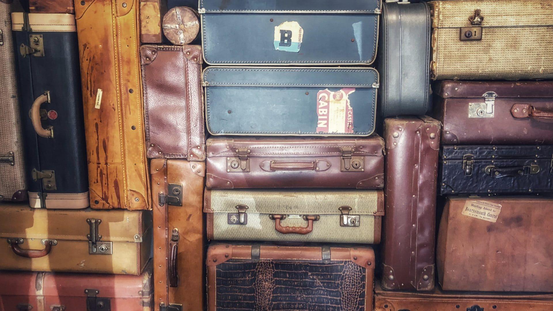 Gepäck Koffer