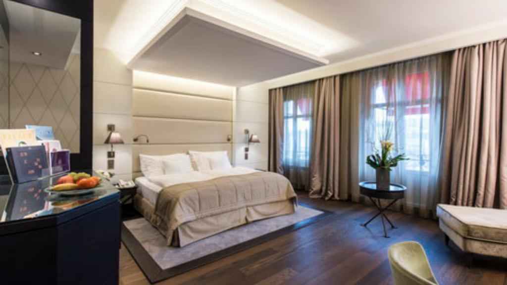 Lausanne Palace Executive Suite