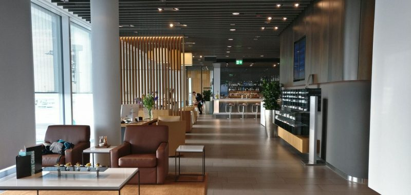 Lufthansa First Class Lounge Munich Seating 14 E1507211376329