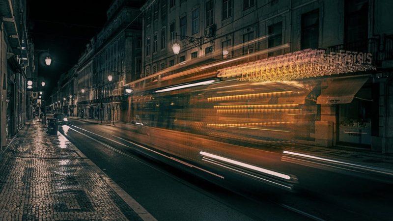 Nachtzug Moodbild