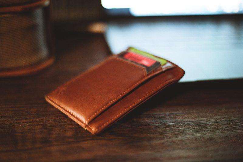 Kreditkarten zum Meilensammeln Portemonnaie