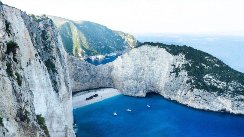 Strand Griechenland 1600x900 1024x576 1