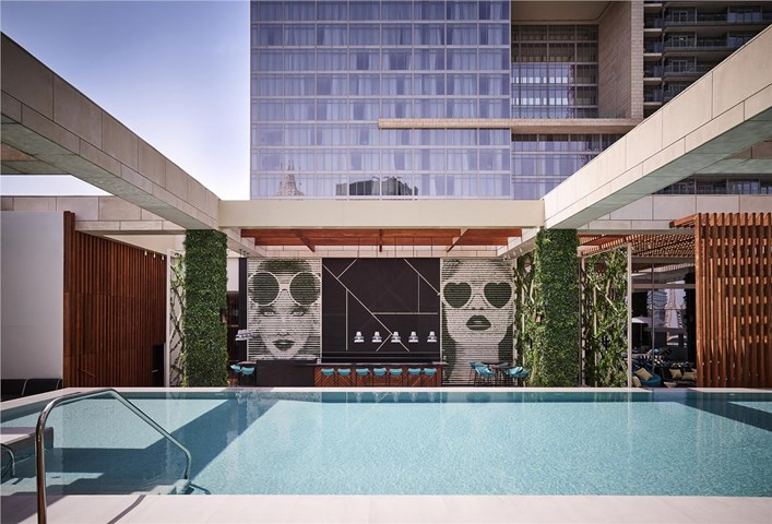 Waldorf Astoria Dubai Difc Pool 2