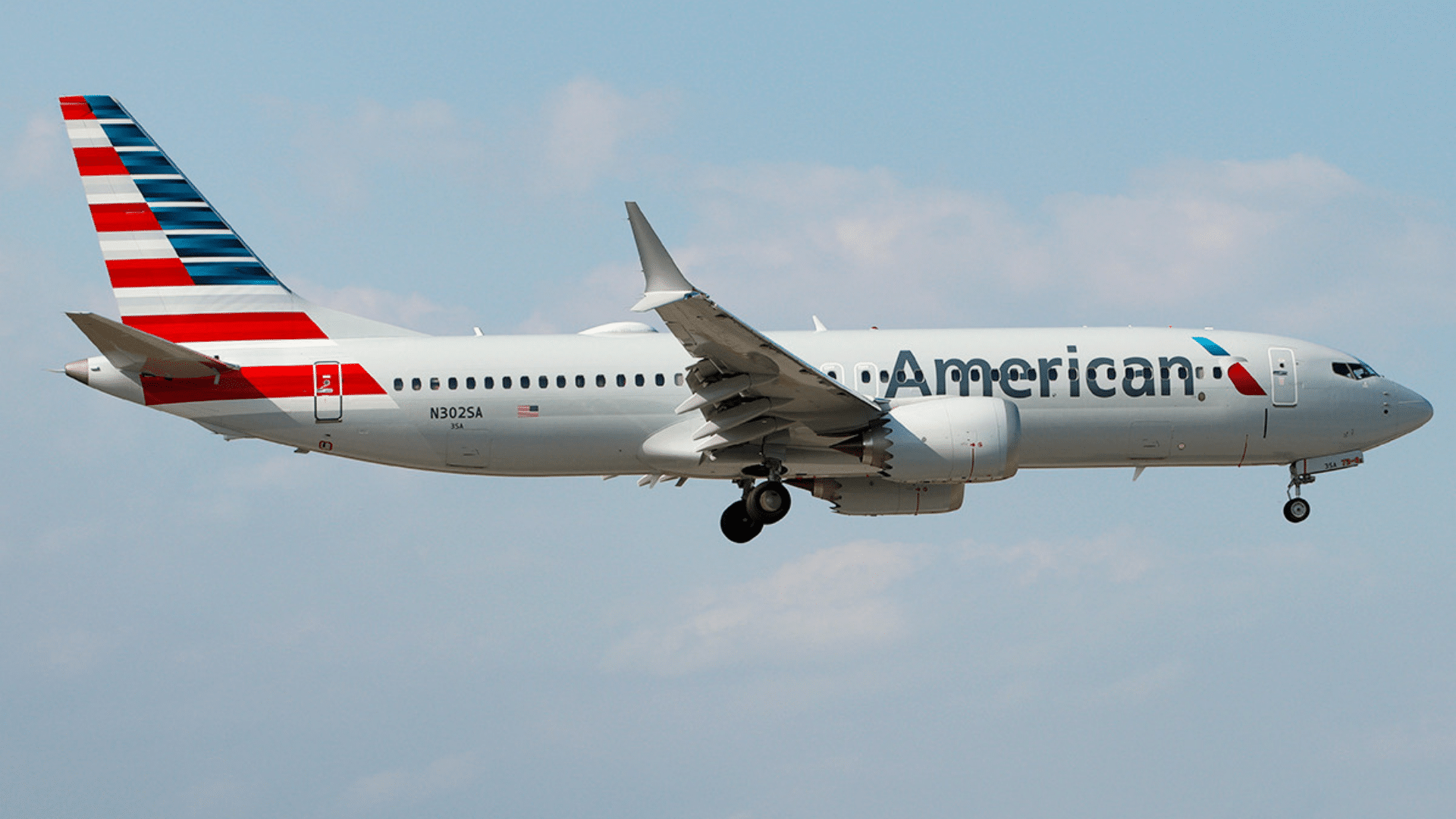 737 MAX American Airlines