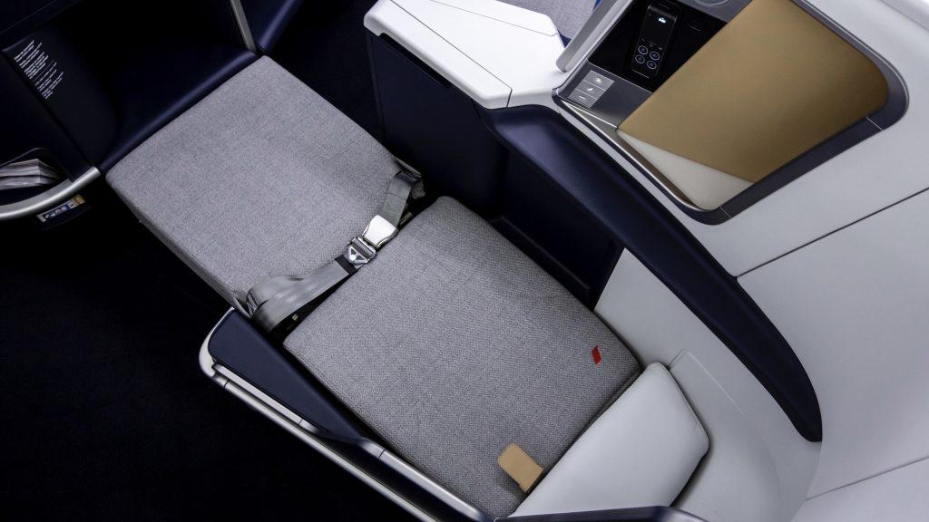Air France A330 Lie Flat 1