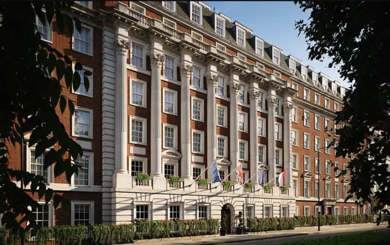 Biltmore Mayfair London Hilton LXR