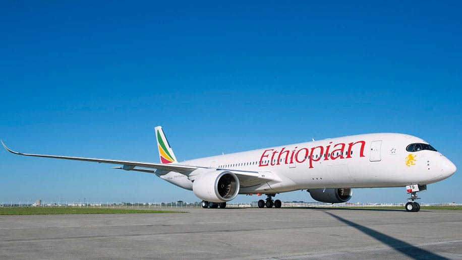 Ethiopian A350 900