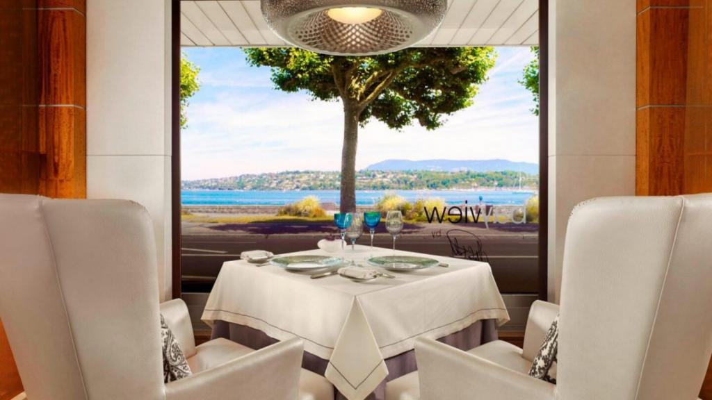 Hotel President Wilson Genf Bayview