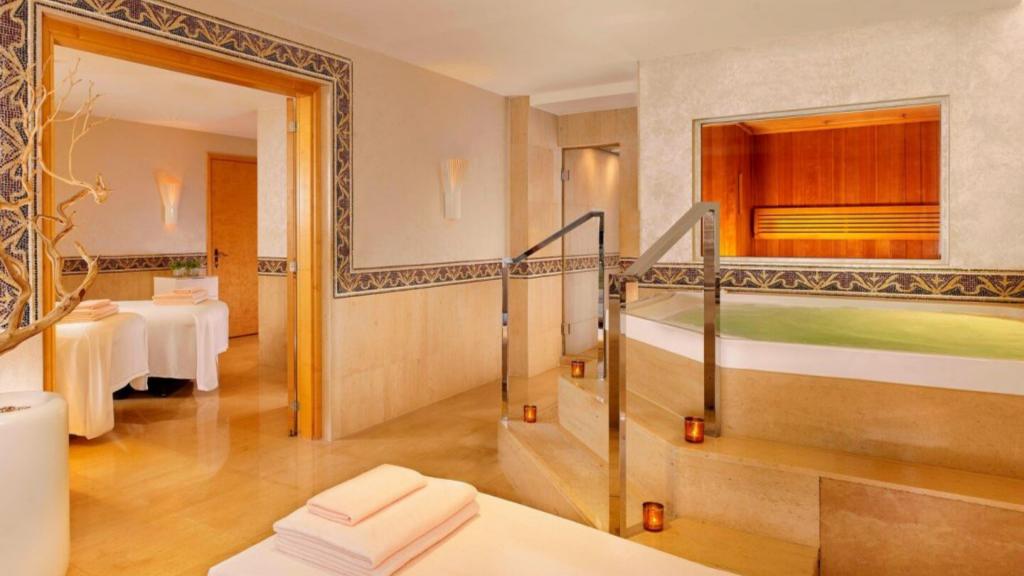 Hotel President Wilson Genf Spa