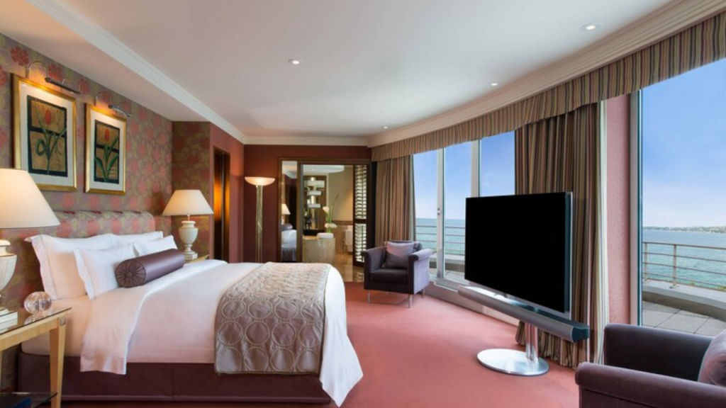 Hotel President Wilson Genf Suite