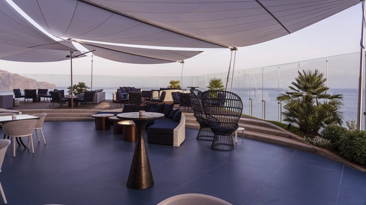 Skybar Funchal Savoy