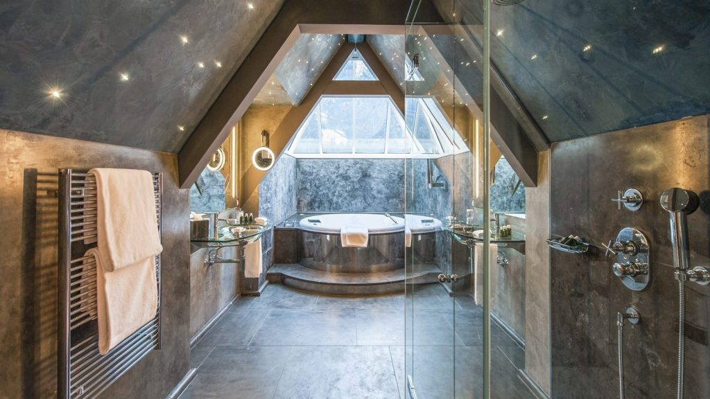 Suite Etoile Luxushotel Zum Wandern In Der Schweiz